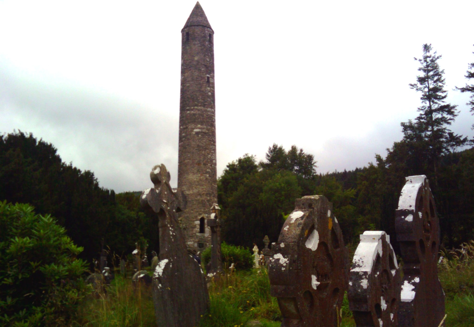 Monastic City - Glendalough